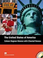 Macmillan Cultural Readers: The United States of America with CD Pre-intermediate Level (Macmillan Readers)