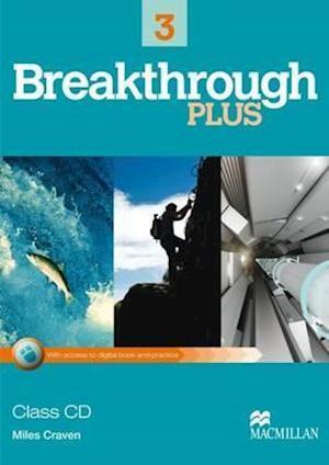 Breakthrough Plus Level 3 Class Audio CD
