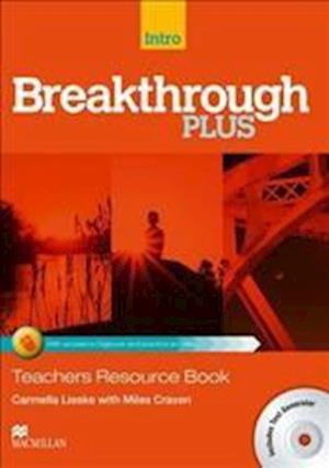 Breakthrough Plus Intro Level Teacher's Resource Book Pack