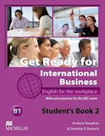 Get Ready For International Business 2 Student's Book [BEC]