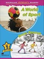 Macmillan Childrens Readers - A World of Sport - Snow Rescue - Level 5 (Macmillan Children's Readers)