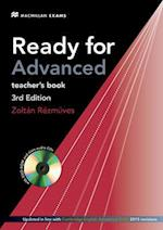 Ready for Advanced Teacher book 3rd edition (2015 Exam) af Amanda French