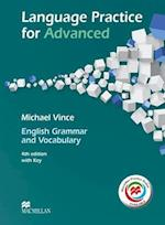 Language Practice for Advanced 4th Edition Student's Book and MPO with key Pack (Language practice)
