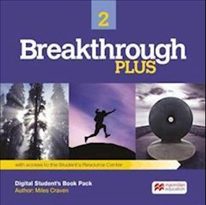 Breakthrough Plus Level 2 Digital Student's Book Pack
