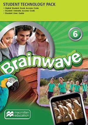 Brainwave American English Level 6 Student Technology Pack
