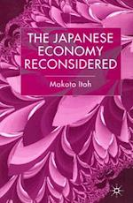 Japanese Economy Reconsidered