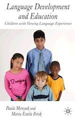 Language Development and Education