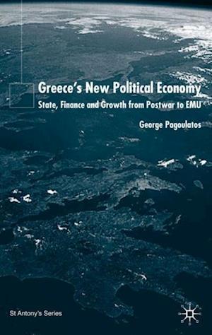 Greece's New Political Economy