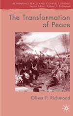 Transformation of Peace (Rethinking Peace And Conflict Studies)