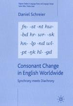 Consonant Change in English Worldwide (Palgrave Studies in Language History And Language Change)