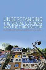 Understanding the Social Economy and the Third Sector af Brendan Murtagh Dr, Ken O'Neill, Simon Bridge