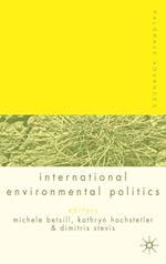 Palgrave Advances in International Environmental Politics (Palgrave Advances)