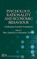 Psychology, Rationality and Economic Behaviour (International Economic Association)