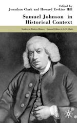 Samuel Johnson in Historical Context (Studies In Modern History)