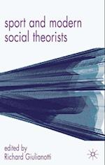 Sport and Modern Social Theorists
