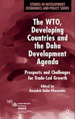 WTO, Developing Countries and the Doha Development Agenda (Studies in Development Economics and Policy)