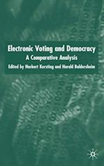 Electronic Voting and Democracy
