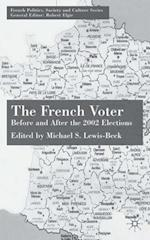 French Voter (French Politics, Society and Culture)