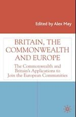 Britain, the Commonwealth and Europe
