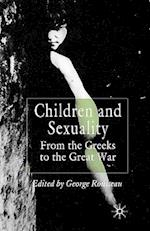 Children and Sexuality