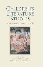 Children's Literature Studies : A Research Handbook