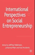 International Perspectives on Social Entrepreneurship af Johanna Mair, Jeffrey Robinson
