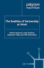 Realities of Partnership at Work (Future of Work)