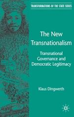 New Transnationalism af Klaus Dingwerth