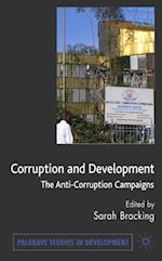 Corruption and Development (Palgrave Studies in Development)