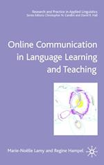 Online Communication in Language Learning and Teaching (Research and Practice in Applied Linguistics)