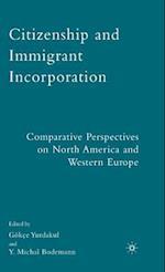 Citizenship and Immigrant Incorporation af Gokce Yurdakul, Y. Michal Bodemann Professor