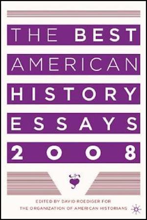 Bog, hæftet The Best American History Essays