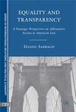 Equality and Transparency (Ceri Series in International Relations and Political Economy)