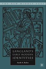 Langland's Early Modern Identities (New Middle Ages)