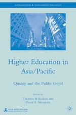 Higher Education in Asia/Pacific af Terance W. Bigalke