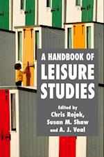 Handbook of Leisure Studies