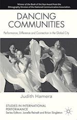 Dancing Communities (Studies in International Performance)