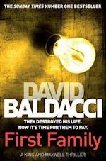 First Family af David Baldacci