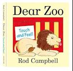 Dear Zoo Touch and Feel Book af Rod Campbell