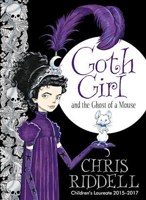 Bog hardback Goth Girl and the Ghost of a Mouse af Chris Riddell