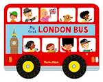 Whizzy Wheels: London Bus (Whizzy wheels, nr. 4)