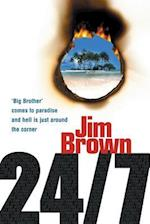24/7 af Jim Brown