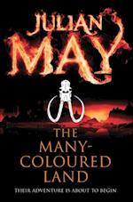 Many-Coloured Land (The Saga of the Exiles)