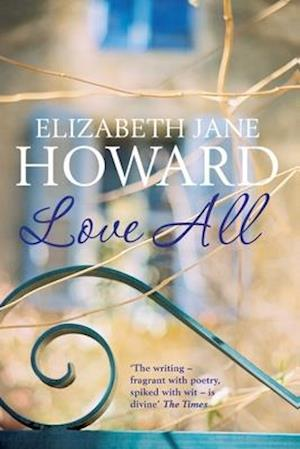 Bog paperback Love All af Elizabeth Jane Howard