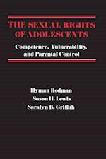 The Sexual Rights of Adolescents