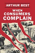 When Consumers Comp
