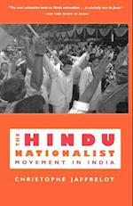 The Hindu Nationalist Movement in India af Christophe Jaffrelot