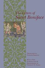 The Letters of St. Boniface (Records of Western Civilization Series)