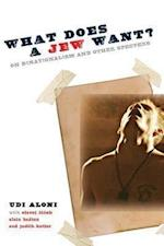 What Does a Jew Want? (Insurrections: Critical Studies in Religion, Politics, and Culture)