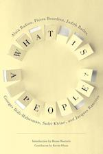 What Is a People? (New Directions in Critical Theory, nr. 50)